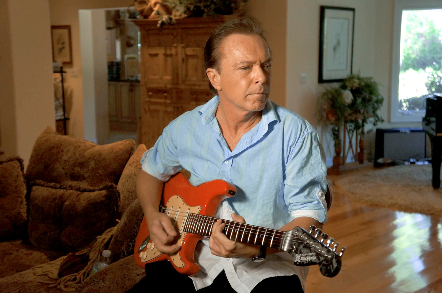 david cassidy on dealing with mothers death video