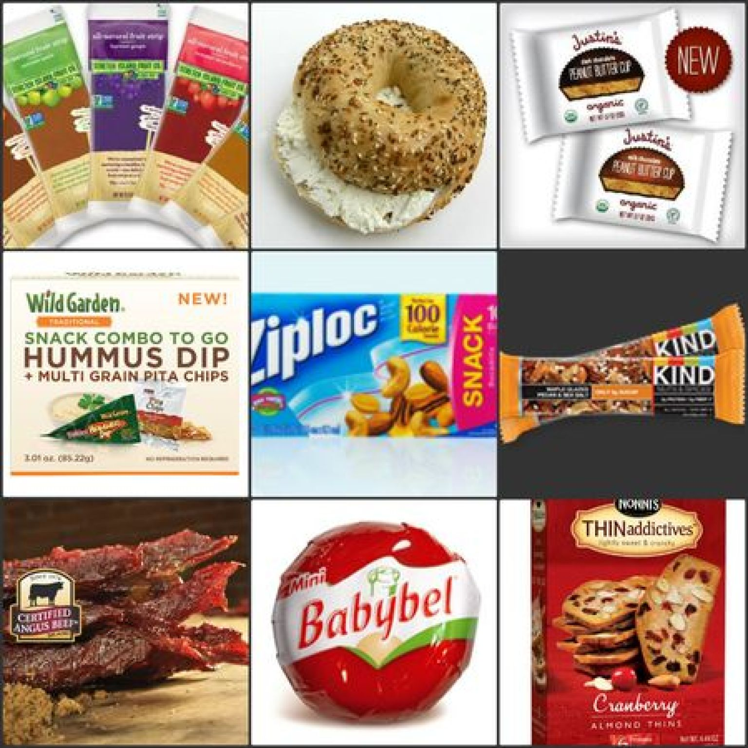 Food To Carr When Travelling: The Best Snacks To Bring On Airplanes