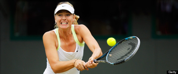 maria sharapova withdraws