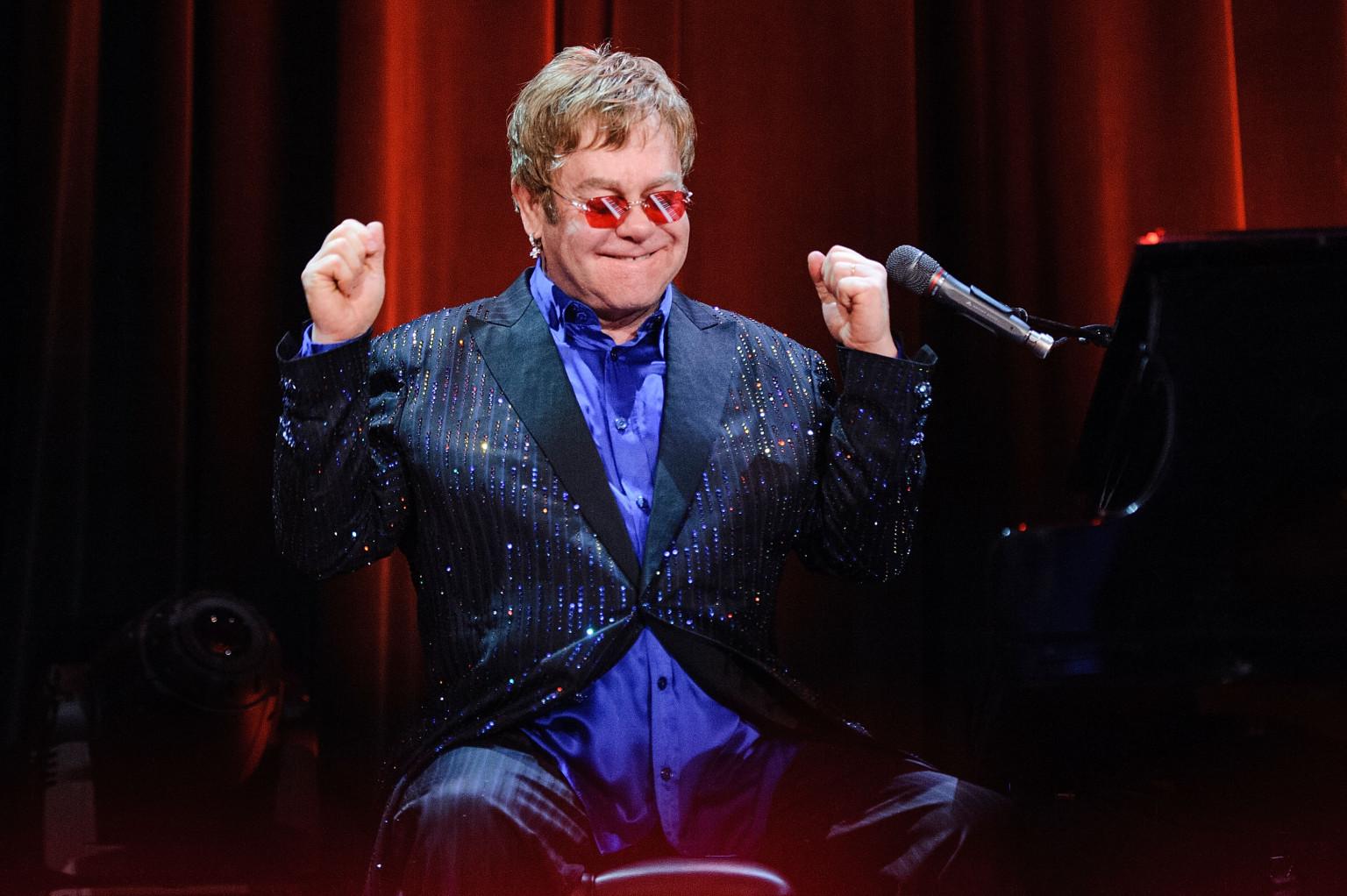 Elton john cos.