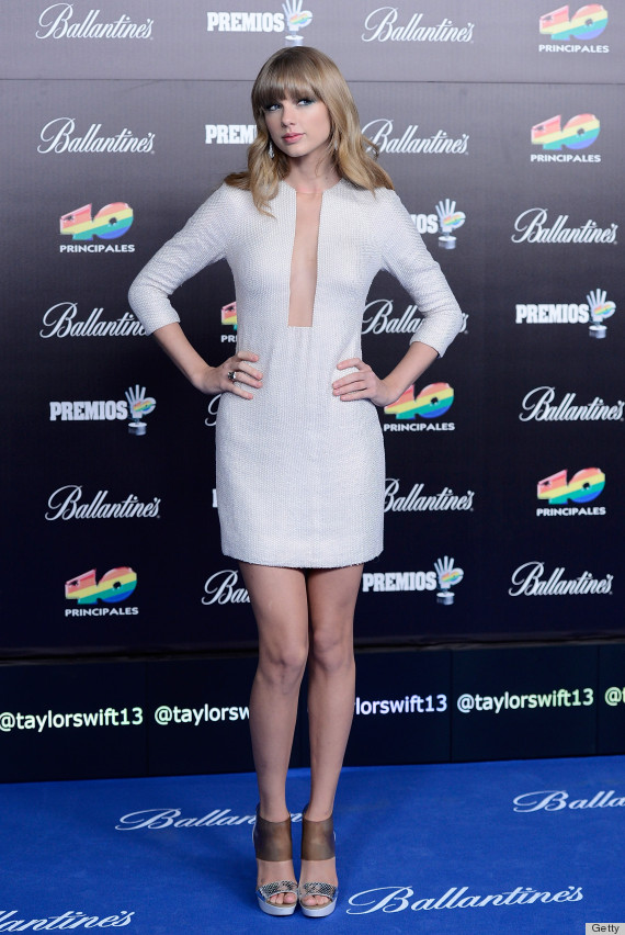 Heidi Klum, Taylor Swift Face-Off In The Same Dress: Who Wore It