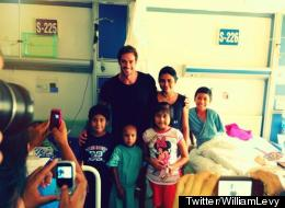 LOOK: What These Cancer Patients Taught William Levy