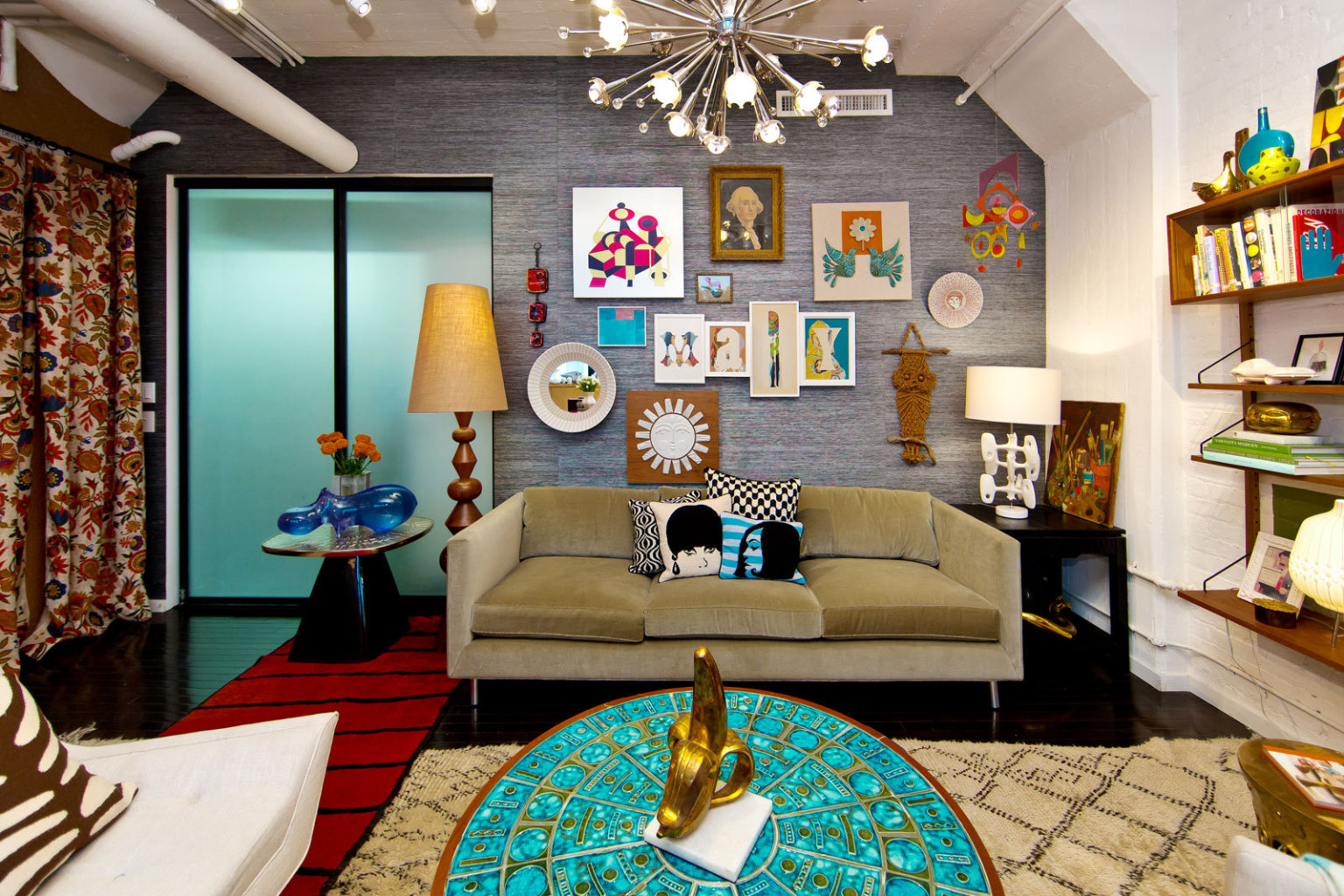 Jonathan Adler 39 S New York Office Space Is Just Like Him