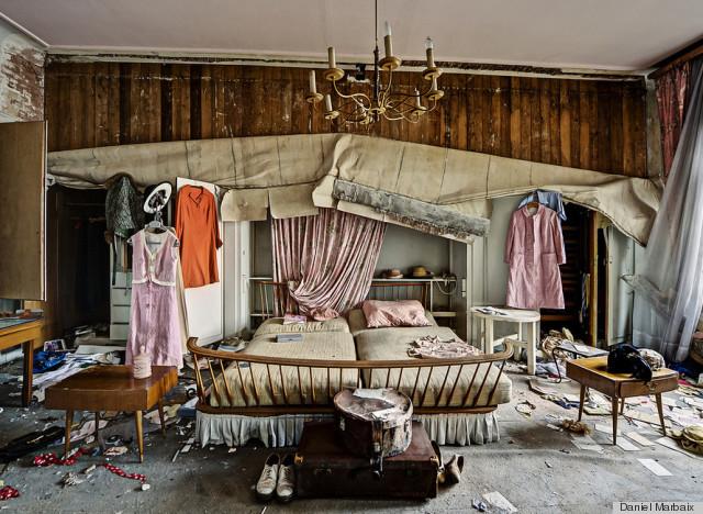 abandoned doctors house