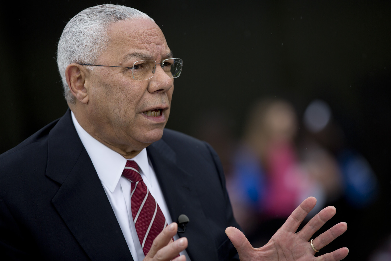 Colin Powell Condemns North Carolina S Voter Id Law Huffpost