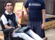 LASA Robotics Makes Awesome Tricked Out Wheelchair For Boy With Cerebral Palsy (VIDEO)
