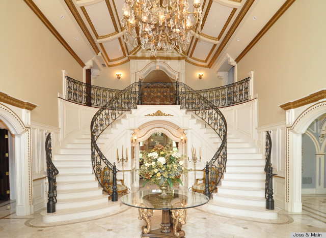 Big Houses Inside inside melissa gorga from 'the real housewives of new jersey's
