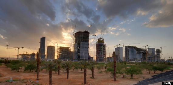 riyadh saudi arabia architecture