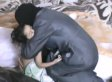 Syrian Mother Hugs Dead Children After Alleged Gas Attack (VIDEO)