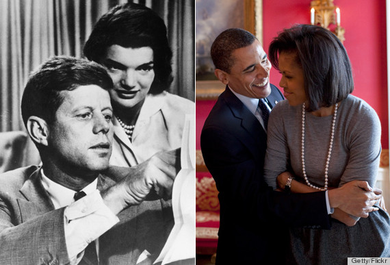 obama vs kennedy pda