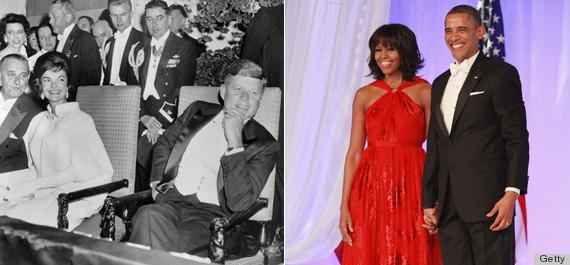 kennedy obama inaugural ball