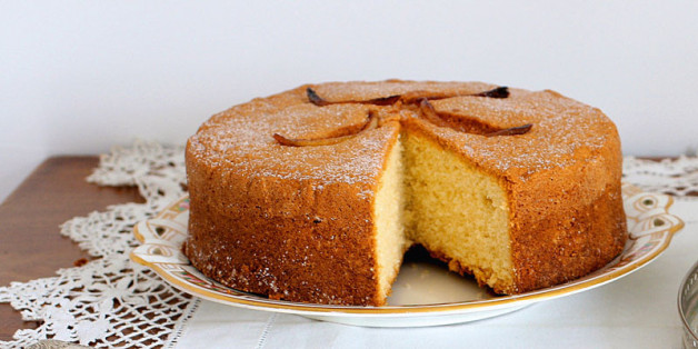 Recipe Of The Day Sponge Cake
