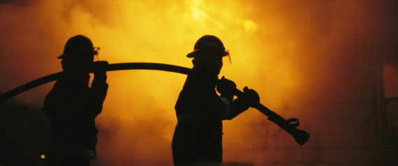 TORONTO FIREFIGHTERS SUSPENDED