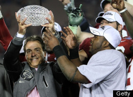 Alabama Bcs National Champions