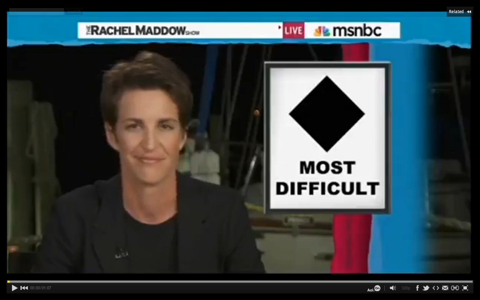 Rachel Maddow Tackles Voter Suppression In Boone North Carolina Huffpost