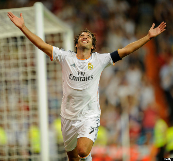 raul real madrid al sadd