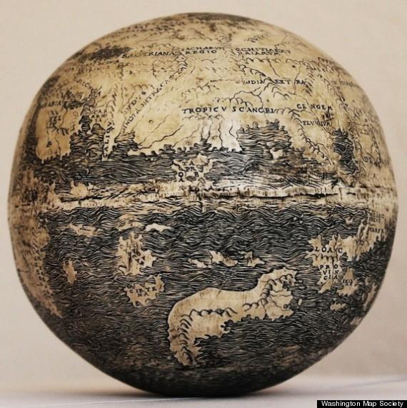 oldest globe