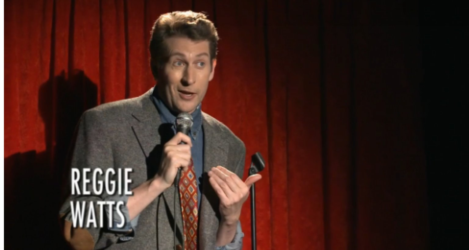 Scott Aukerman Scott Aukerman Spoofs Jerry