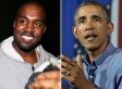 Kanye On Obama: 'I'm Just So Happy That The President Mentions Me So Often'