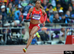HuffPost Workouts: 4-Time Olympic Champion Sanya Richards-Ross' Favorite Songs
