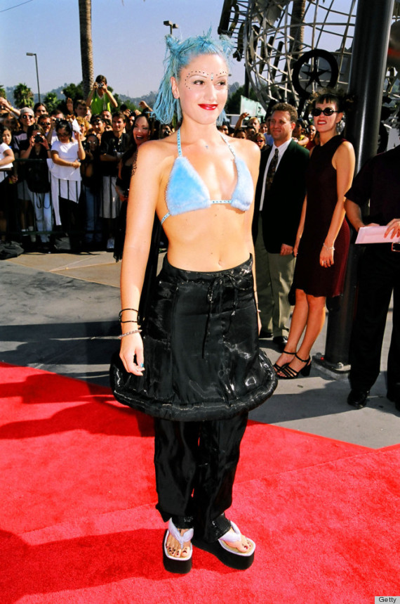 Vma Fashion Is As Outrageous As It Gets Photos Huffpost