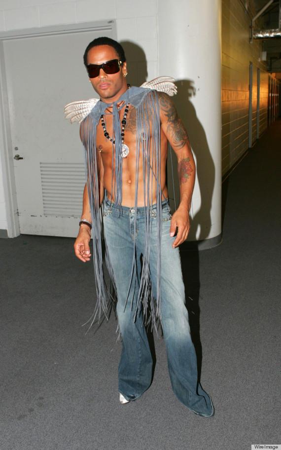 Lenny Kravitz Weird Clothes 10
