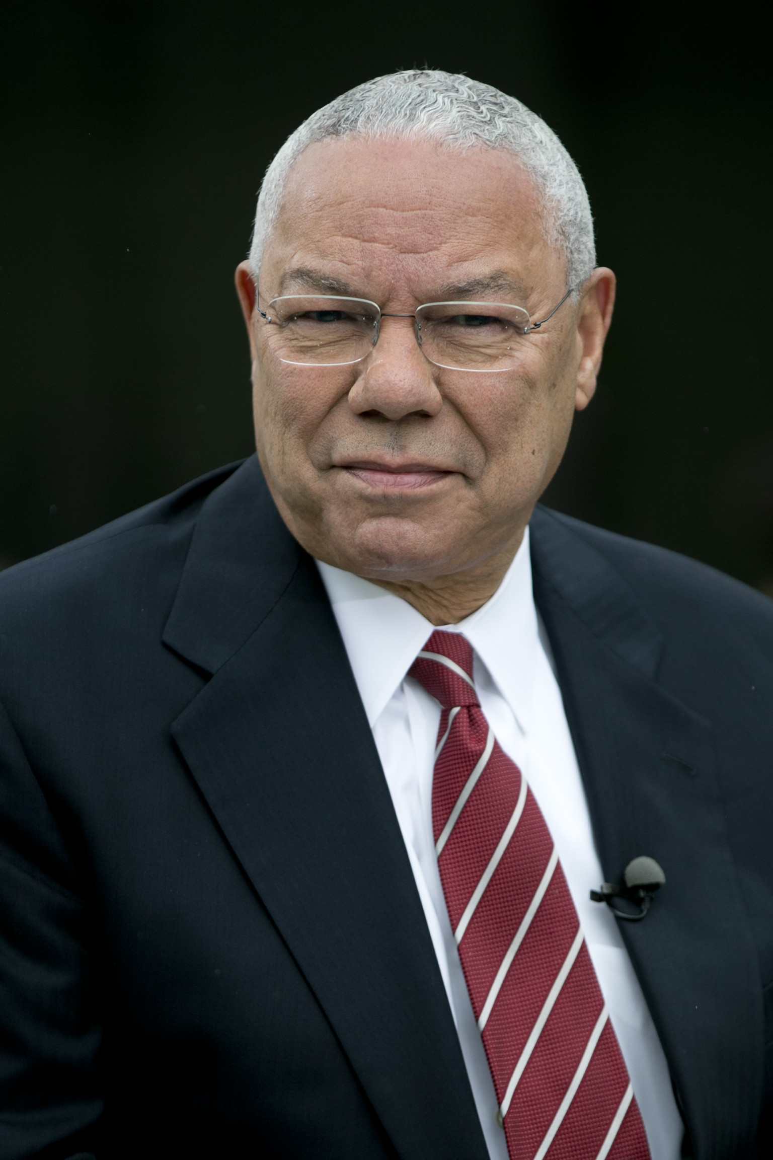 <b>Colin Powell</b> Gives GOP Stern Warning On Voter ID Laws - o-COLIN-POWELL-VOTER-ID-facebook