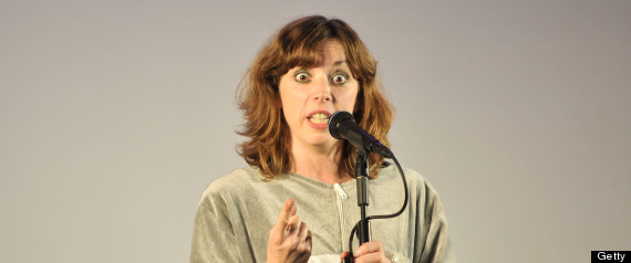 Bridget Christie comedy edinburgh