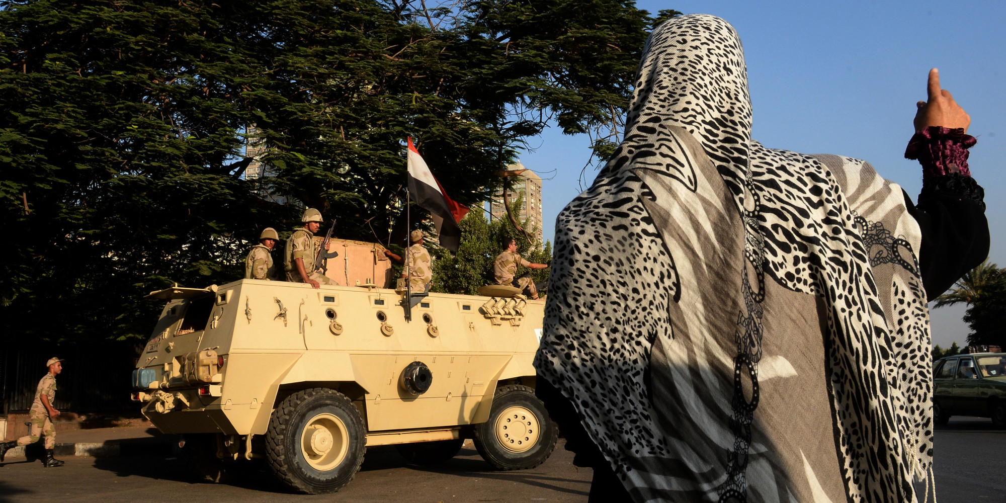 Facebook Egypt Military Egypt Military Crackdown