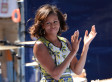Michelle Obama's Peplum Top Is By Prabal Gurung, Of Course (PHOTOS)