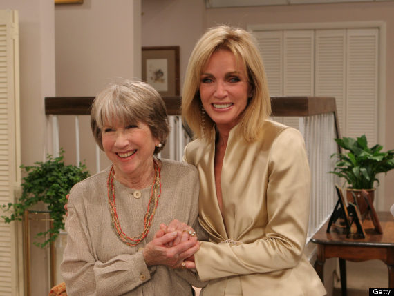 julie harris knots landing