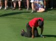 Tiger Woods' Back Injury Flares Up, Pain Drops Him To His Knees On 13th Hole At Barclays (VIDEO) [UPDATED]