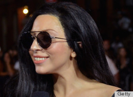 Lady Gaga Looks Relatively Normal At The VMAs