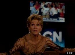 'The Newsroom' Recap: Thank God For Jane Fonda