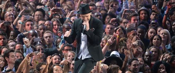 MTV VIDEO MUSIC AWARDS SHOW 2013