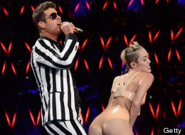 miley cyrus mtv censura