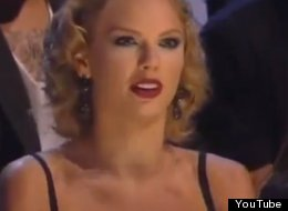VMA AWARDS: Taylor Caught On Camera Telling One Direction To 'Shut The F*** Up'