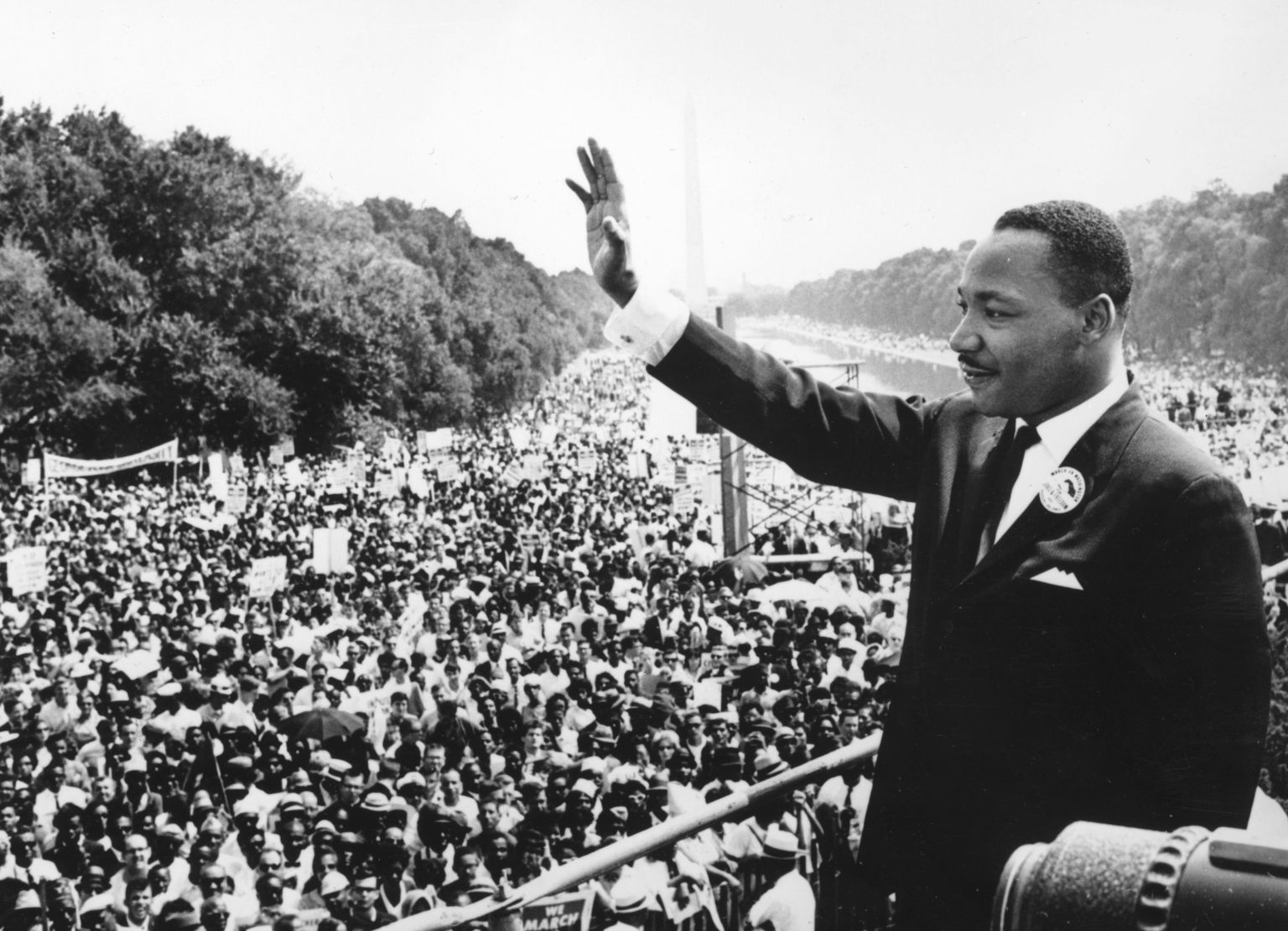 Martin Luther King's 'I Have A Dream' To Be Read Out By ...