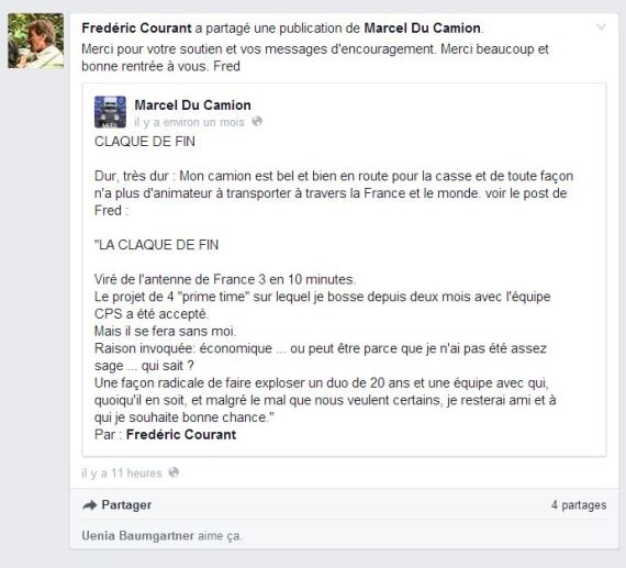 fred courant vire