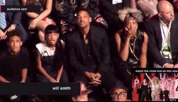 Family Was Not Reacting To Miley Cyrus' Raunchy VMA Performance