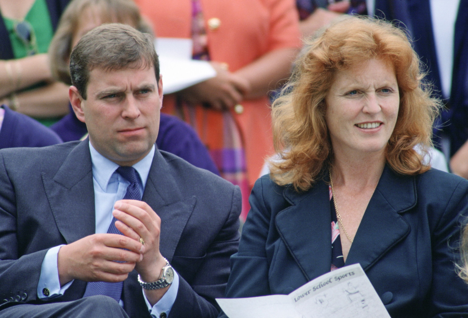 Fergie Prince Andrew Getting Back Together Sources Say The Couple Will Remarry