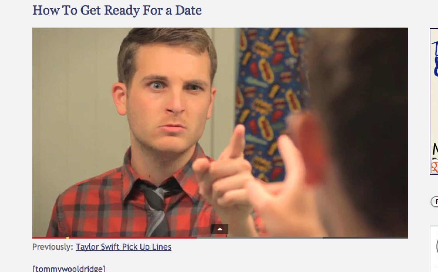 How to get ready for a date