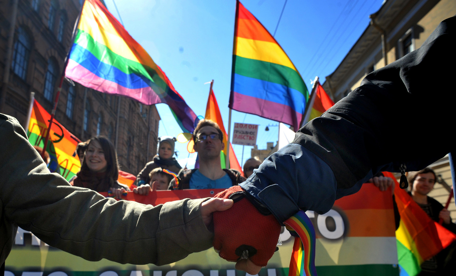 from Kingston ban gay rights