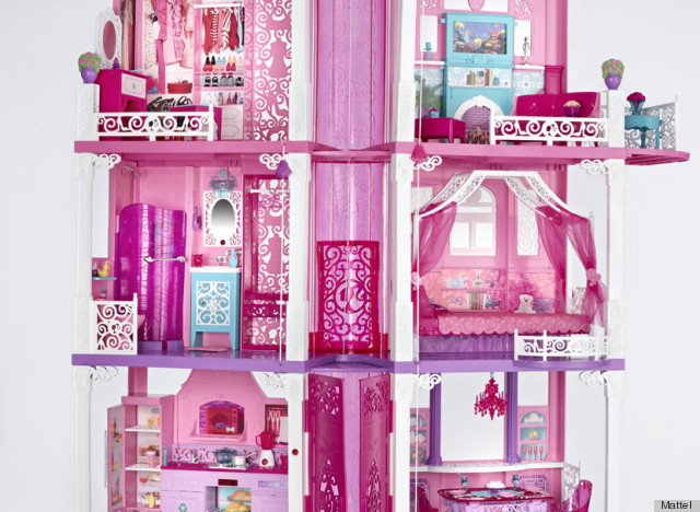 Barbie Dreamhouse 2013 Gets A Makeover Now That Our