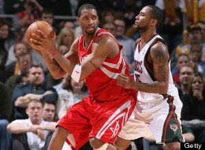 Tracy Mcgrady Houston Rockets