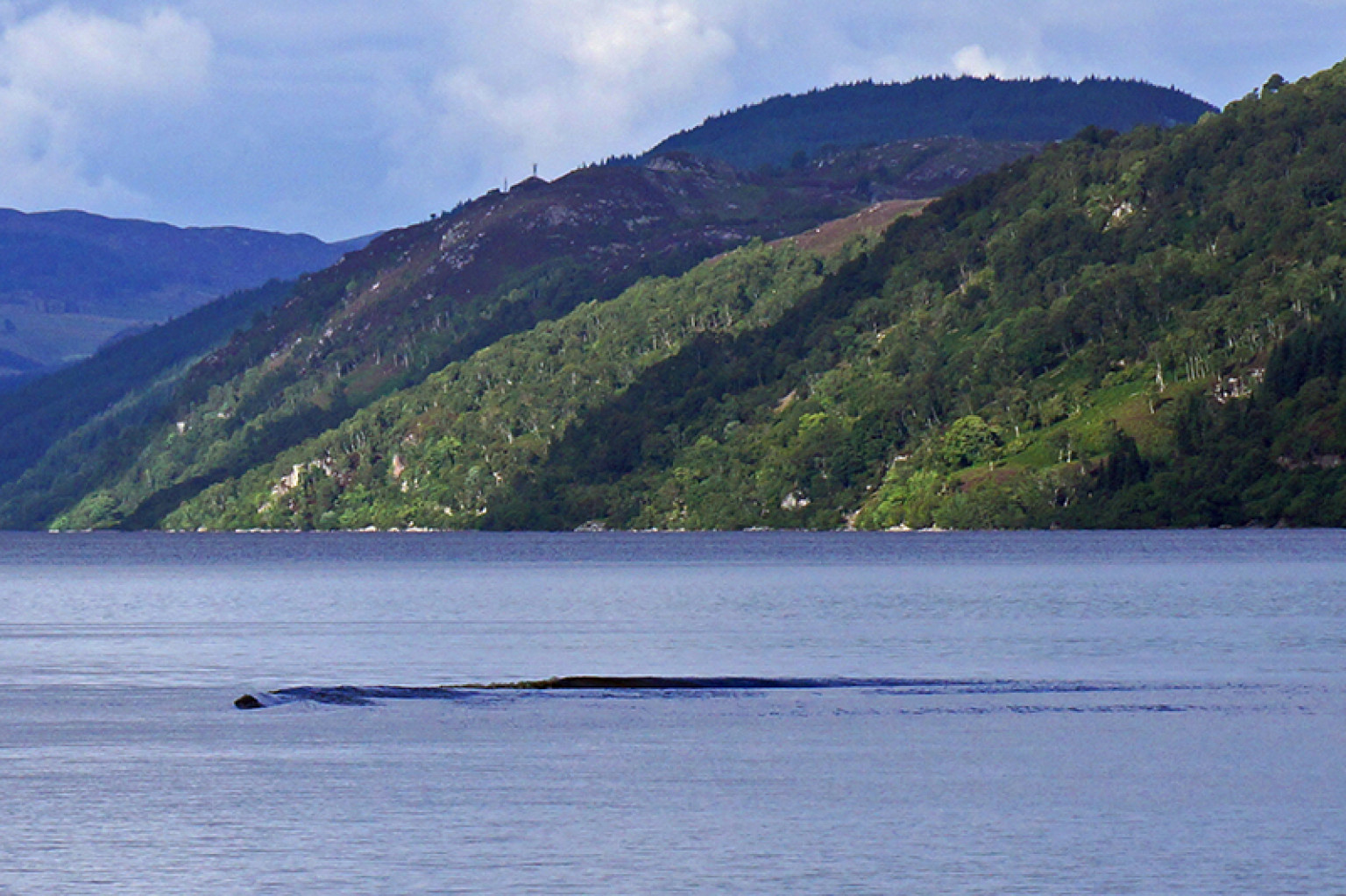 Loch Ness Monster Sightings 2014 Loch ness monster sighting