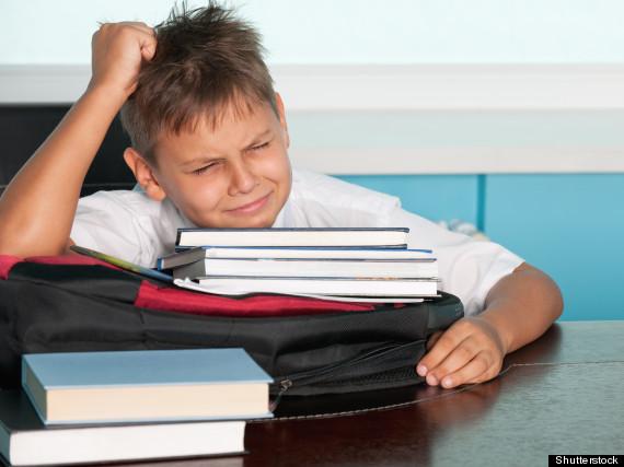 girl crying doing homework vine