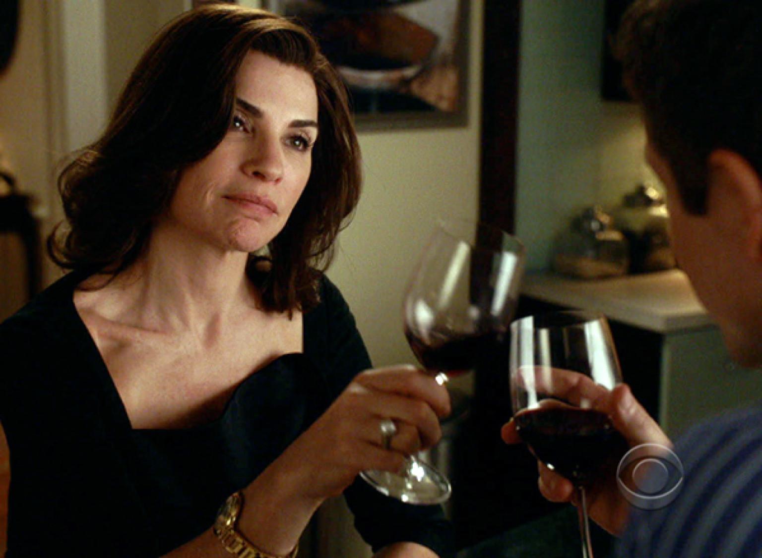 'The Good Wife' Returns: Season 5 Premiere Exclusive ...