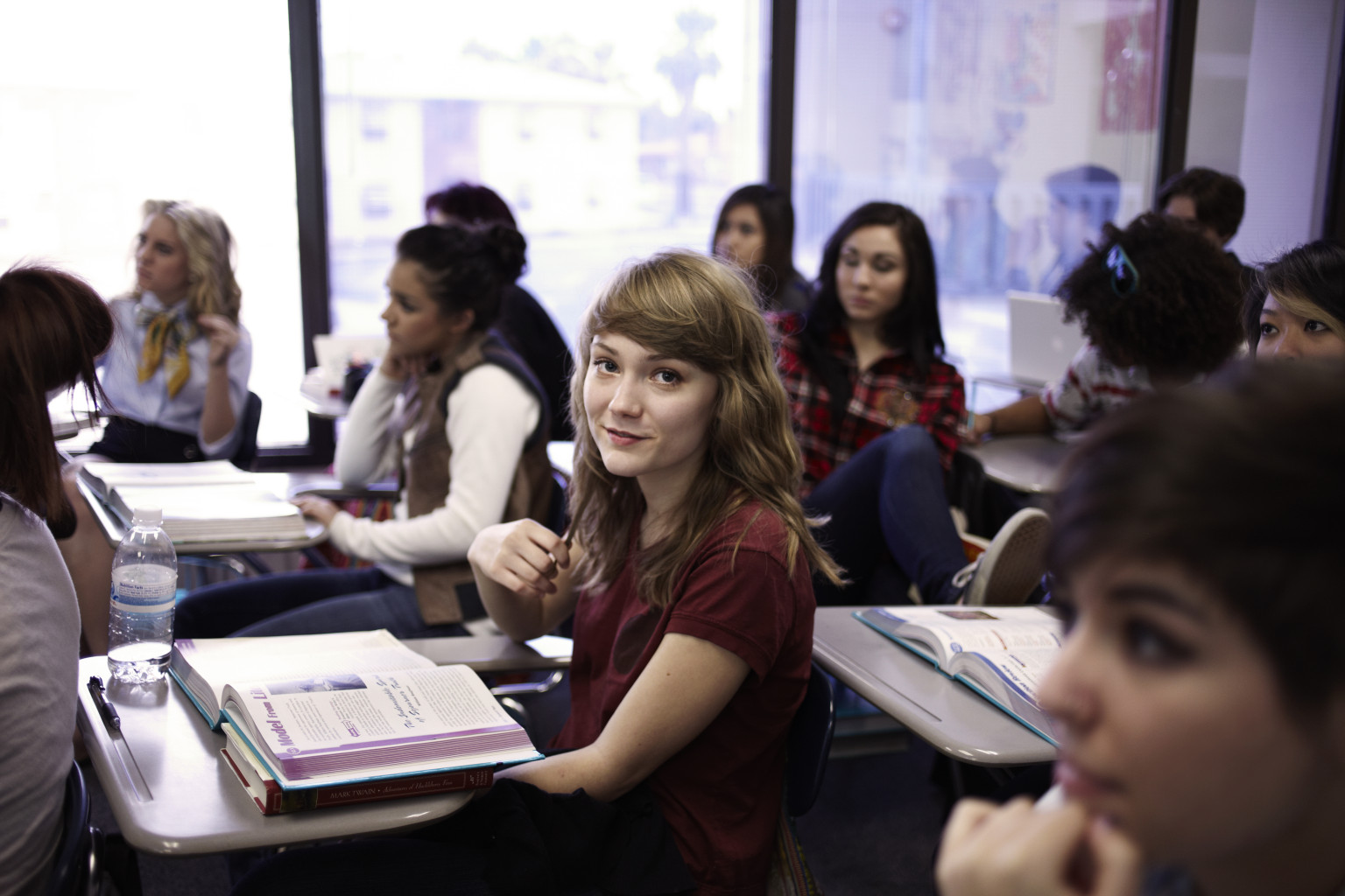 Teens, Anxiety and School Safety   HuffPost