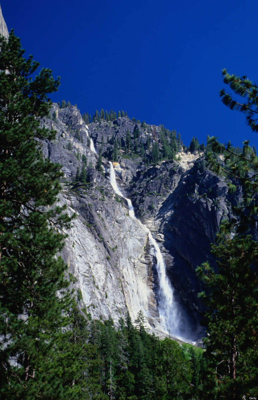 sentinel falls yosemite